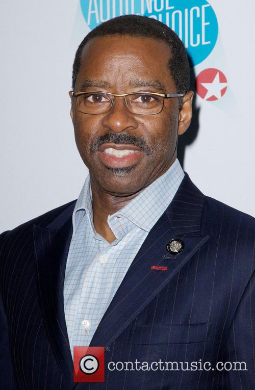 Courtney B Vance, The Allen Room