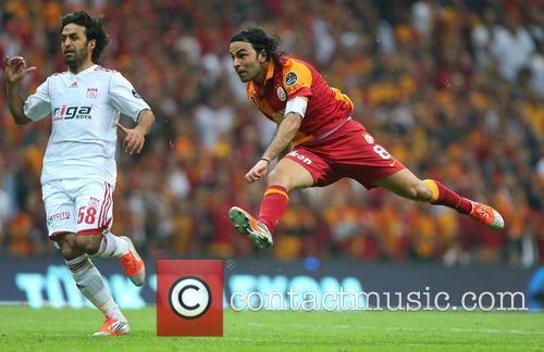 Galatasaray Football club win Superleague title