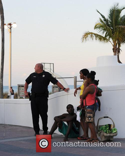 Fort Lauderdale police received a call Sunday night...