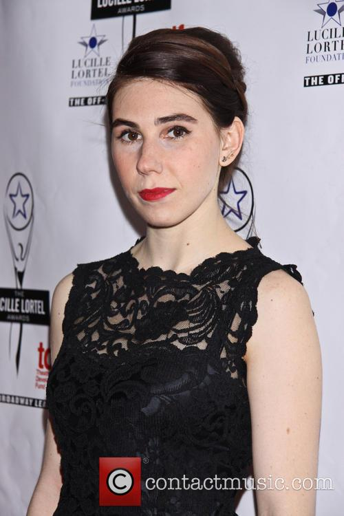 zosia mamet 28th annual lucille lortel awards 3643780