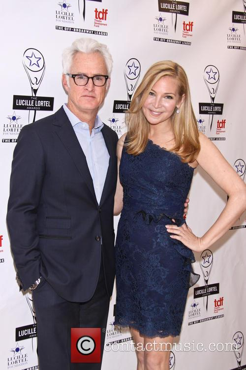 John Slattery and Jennifer Westfeldt 2