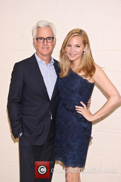 John Slattery and Jennifer Westfeldt 3