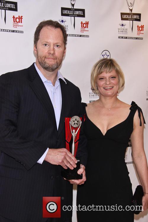 Shuler Hensley and Martha Plimpton 1
