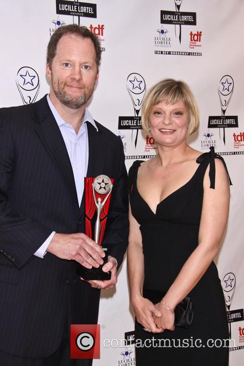 Shuler Hensley and Martha Plimpton 2