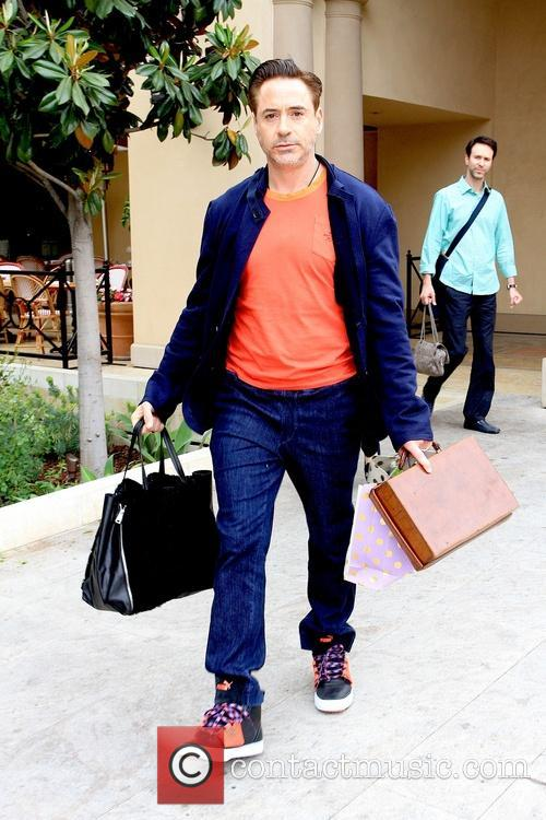 Robert Downey Jr., Beverly Hills