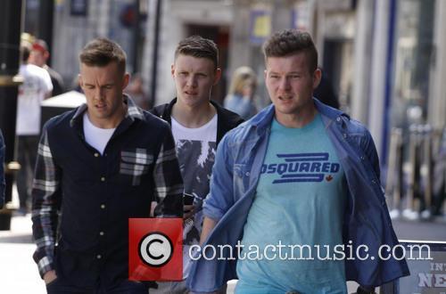 Mason, Craig Noone and Aron Gunnarsson 2