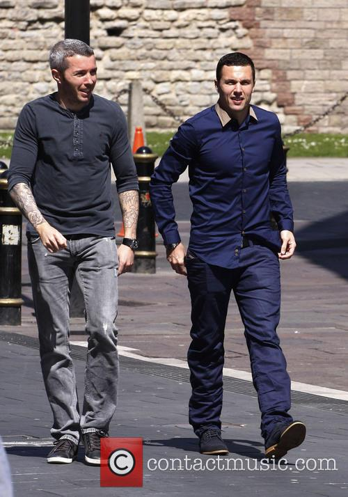 Kevin Mcnaughton and Don Cowie 2