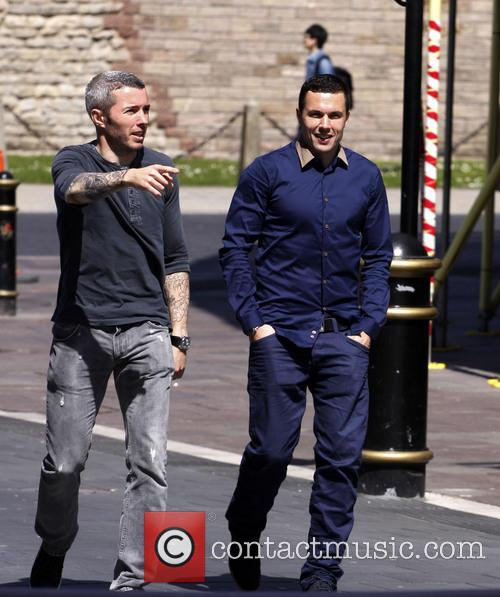 Kevin Mcnaughton and Don Cowie 1