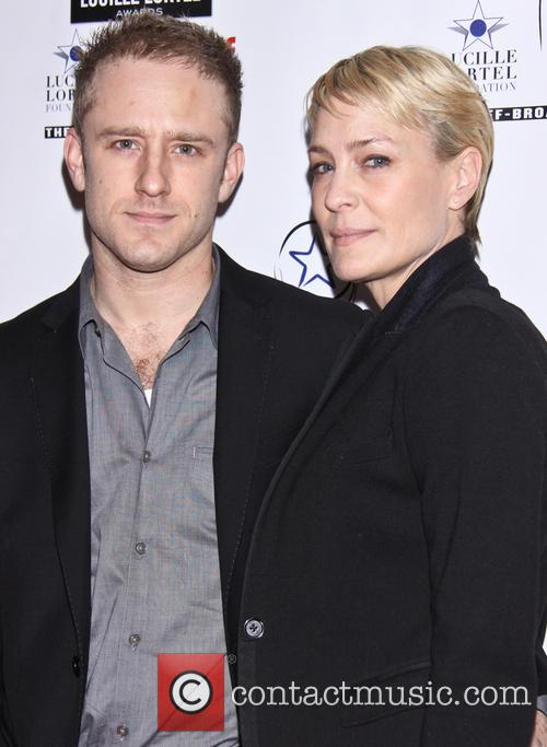 Ben Foster and Robin Wright 4