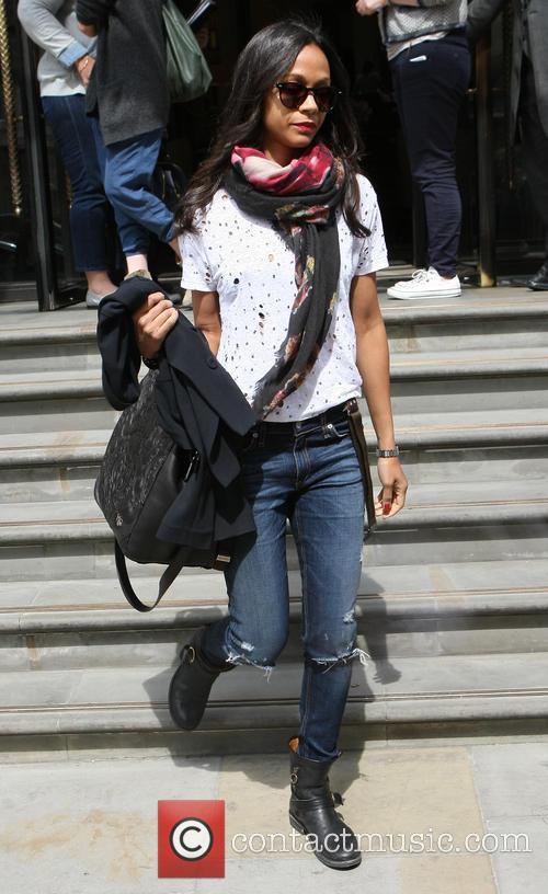 Zoe Saldana 6