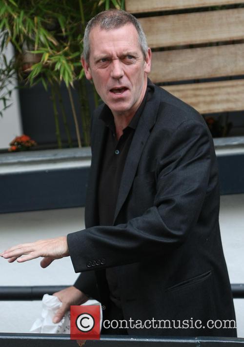 Hugh Laurie, ITV Studios