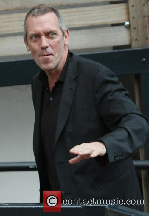 Hugh Laurie 4