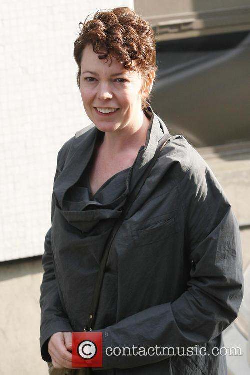 Olivia Colman 5