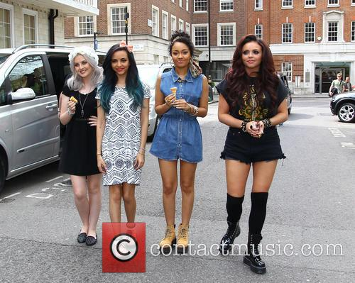 Jesy Nelson, Perrie Edwards, Leigh Anne Pinnock and Jade Thirlwall 9