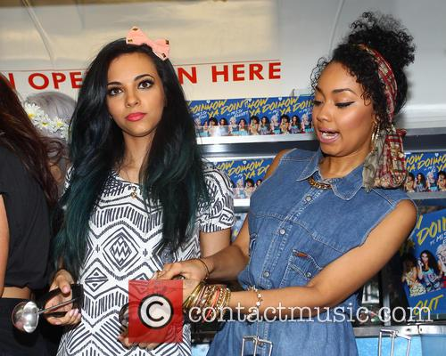 Little Mix, Leigh Anne Pinnock and Jade Thirlwall 5