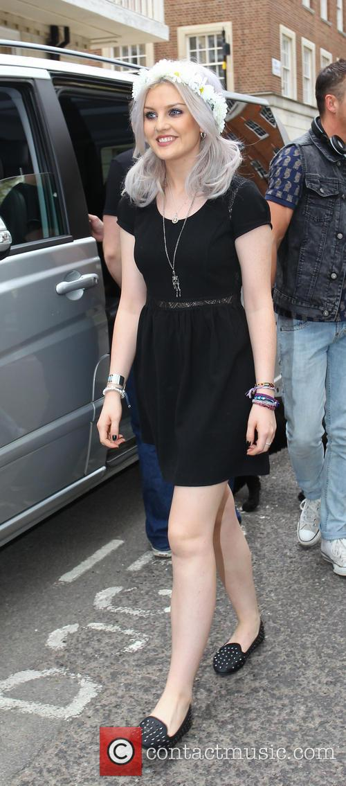Perrie Edwards, Soho Square