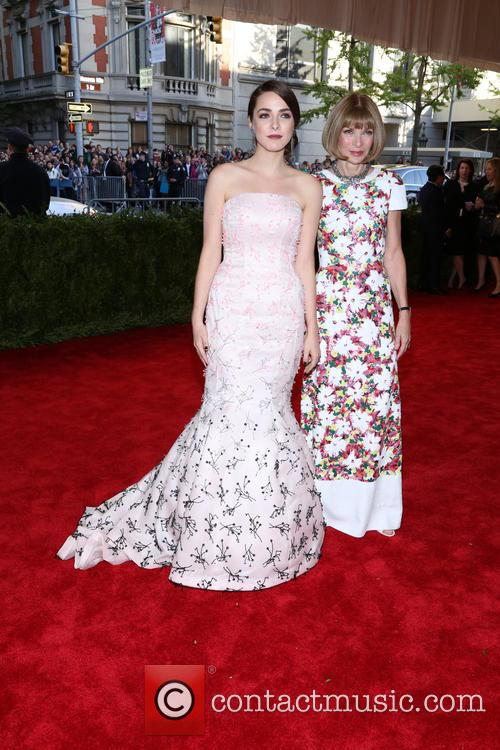 Anna Wintour and Bee Shaffer 3