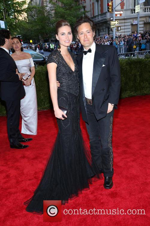 Lauren Bush and David Lauren 3