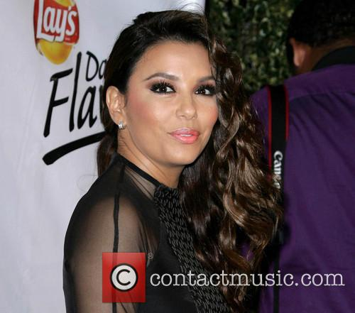 Eva Longoria Lay's announcement