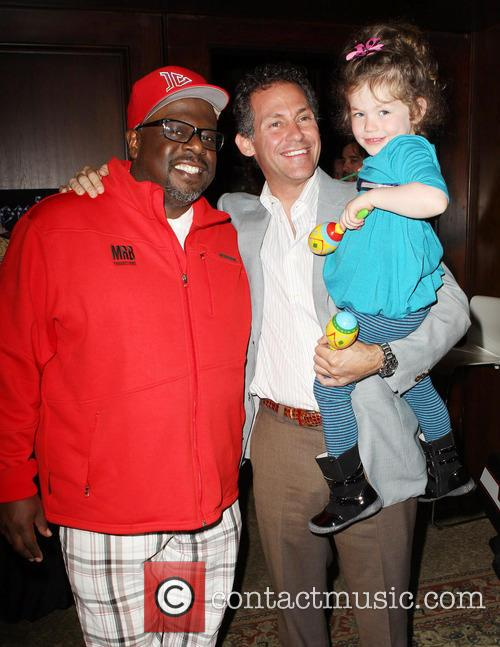 Cedric The Entertainer and Gavin Kelly 2