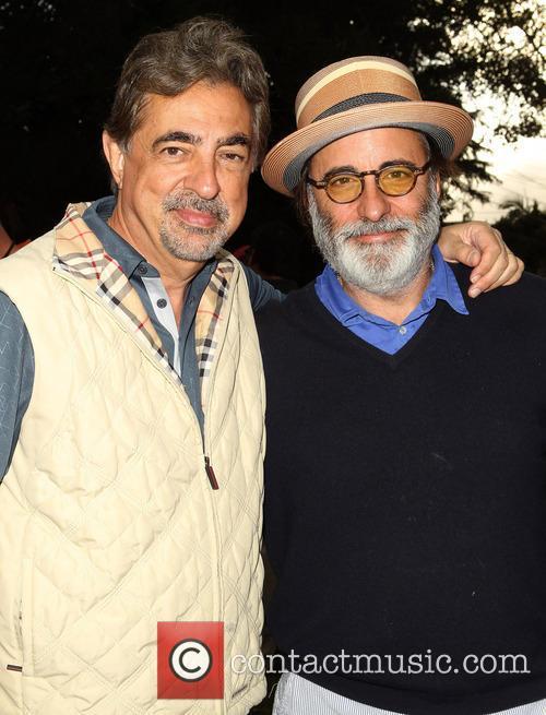 Joe Mantegna and Andy Garcia 4