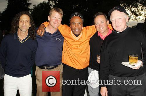 Kenny G, Sugar Ray Leonard and Guests 2