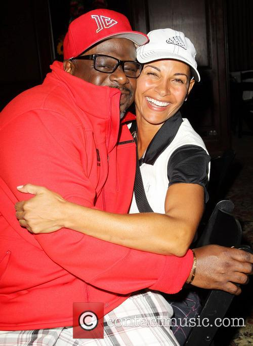 Salli Richardson and Cedric The Entertainer 1