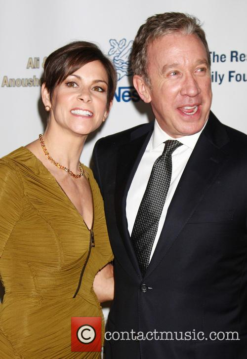 Tim Allen and Jane Hajduk 2
