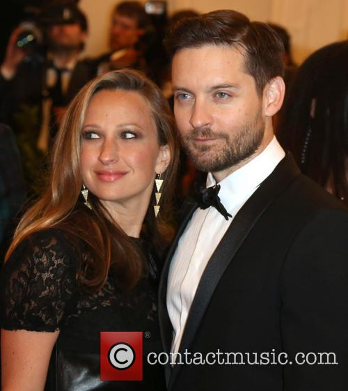 Tobey Maguire and Jennifer Meyer Maguire 3