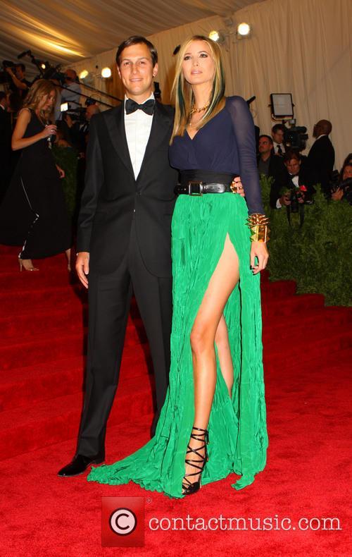 Jared Kushner and Ivanka Trump 3