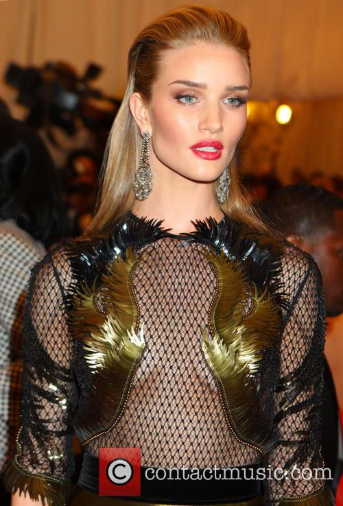 rosie huntington whiteley punk chaos to couture costume 3649874