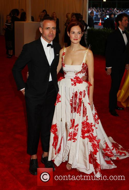 Thom Brown and Taylor Tomasi Hill