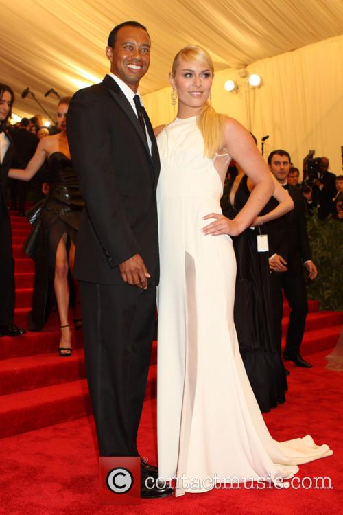 Tiger Woods and Lindsey Vonn 3