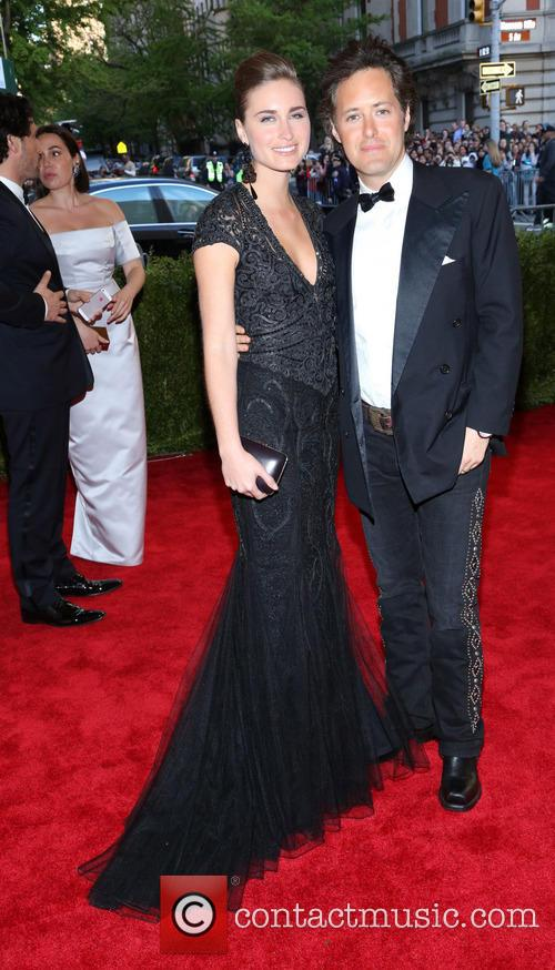 Lauren Bush and David Lauren 1