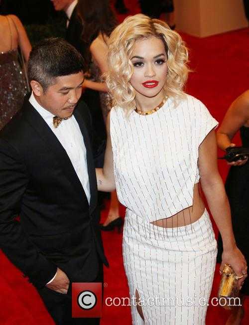 Rita Ora and Thakoon 3
