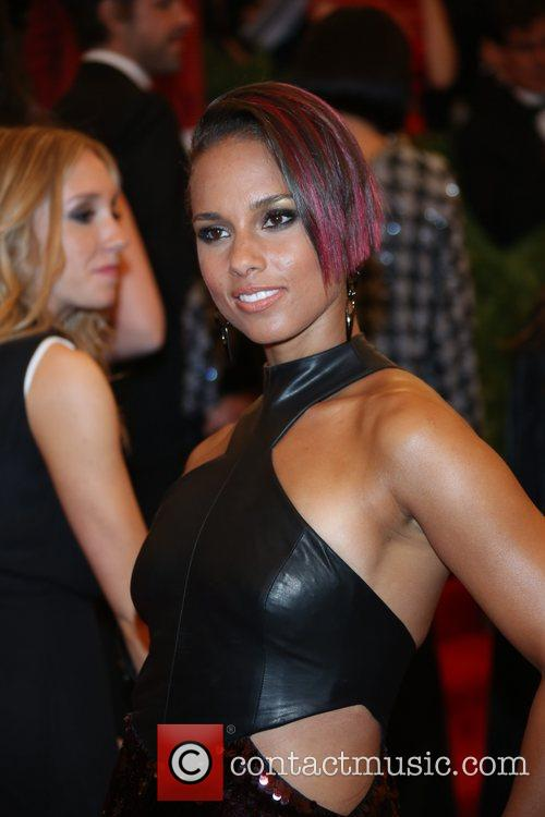 Alicia Keys, Metropolitan Museum of Art