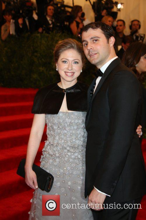 Chelsea Clinton and Mark Mezvinsky 4