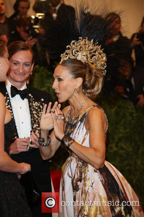 Sarah Jessica Parker and Guest 4