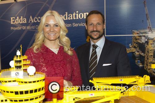 Crown Prince Haakon and Crown Princess Mette-marit 2