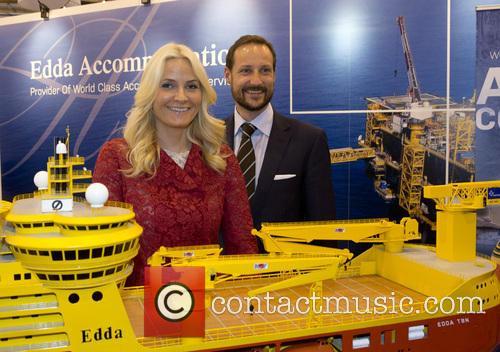 Crown Prince Haakon and Crown Princess Mette-marit 3