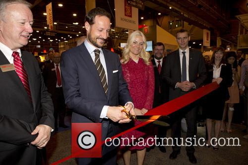 Crown Prince Haakon and Crown Princess Mette-marit 4