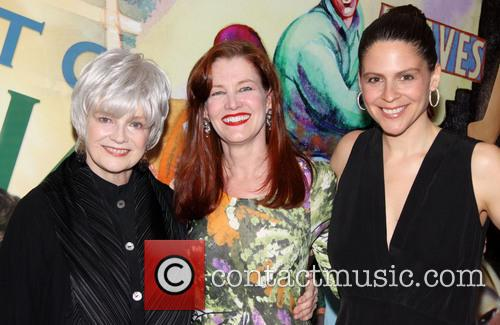 Blair Brown, Haviland Morris and Katie Kreisler