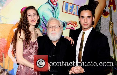 Lauren Culpepper, Alvin Epstein and Michael Rosen 3