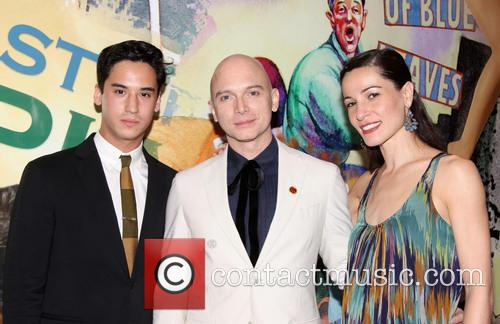 Michael Rosen, Michael Cerveris and Natalia Alonso 1