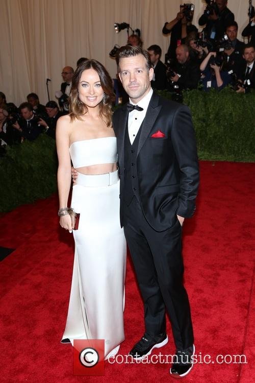 Jason Sudeikis and Olivia Wilde 10