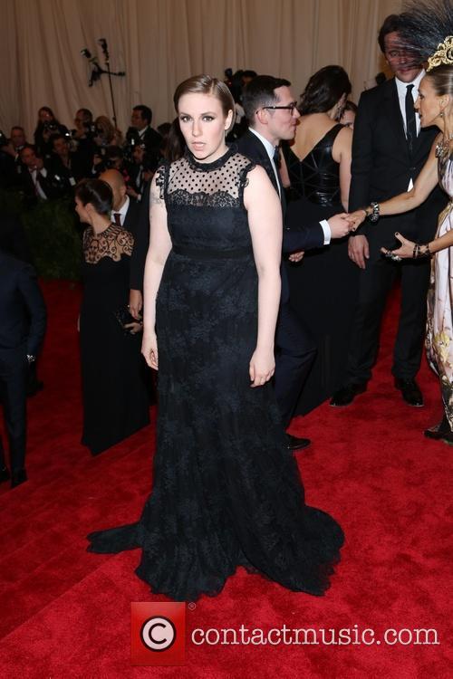 Lena Dunham, Met Gala
