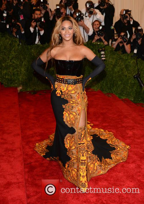 beyonce knowles costume institute gala 2013 3751429