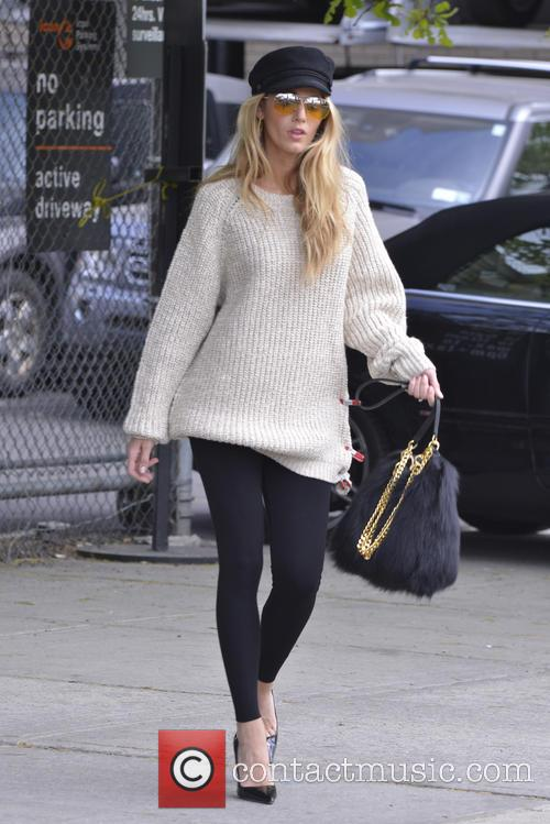 Blake Lively, West Village