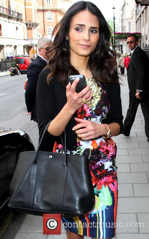 Celebrities outside Claridges hotel