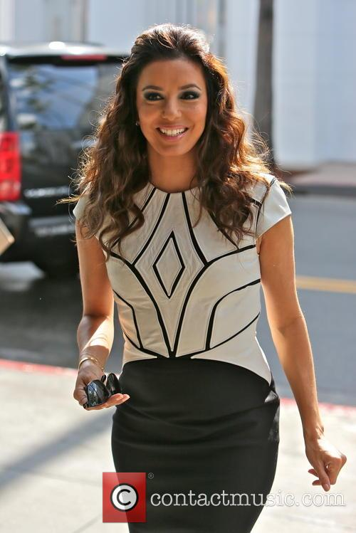 Eva Longoria, The Grove